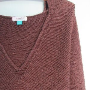 Old Navy Sweaters - Old Navy Sweater Kangaroo pockets hooded SZ Sm
